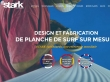NEW SITE - STARK SURFBOARD