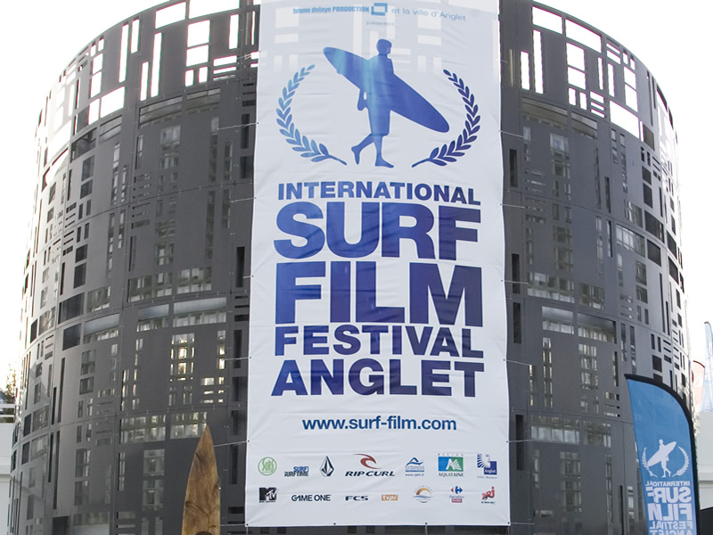 international festival film de surf anglet