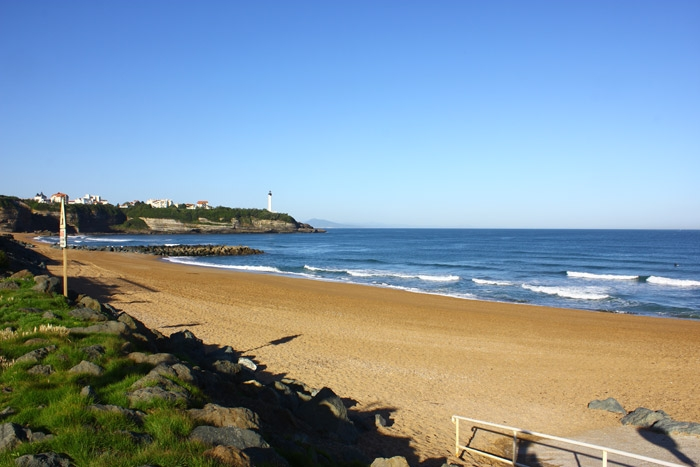 Anglet surf info report m t o plage pr vision photo - Restaurants anglet chambre d amour ...