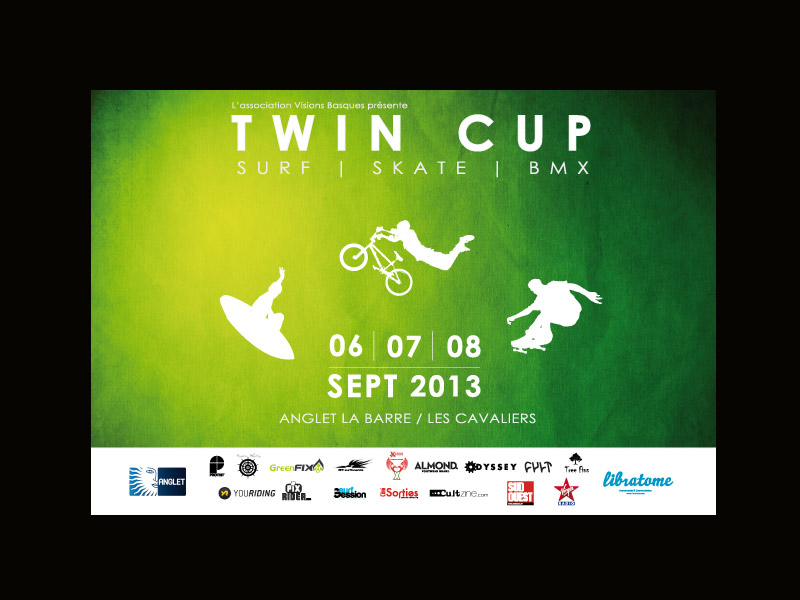 twin cup 2013