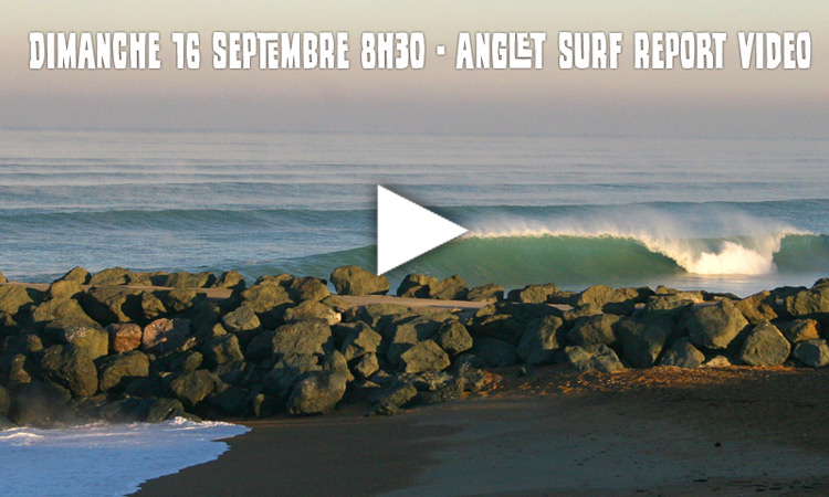 surf report video